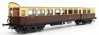 Dapol 7P-004-010 Autocoach GWR Twin Cities 39