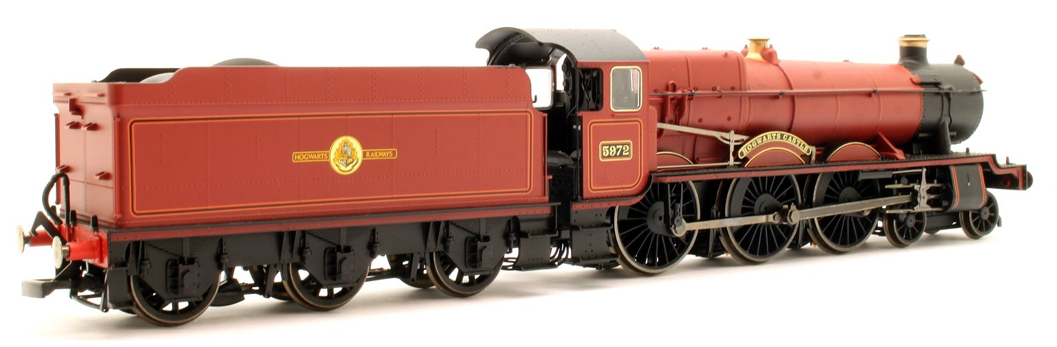 Harry Potter Hogwarts Express Train Set