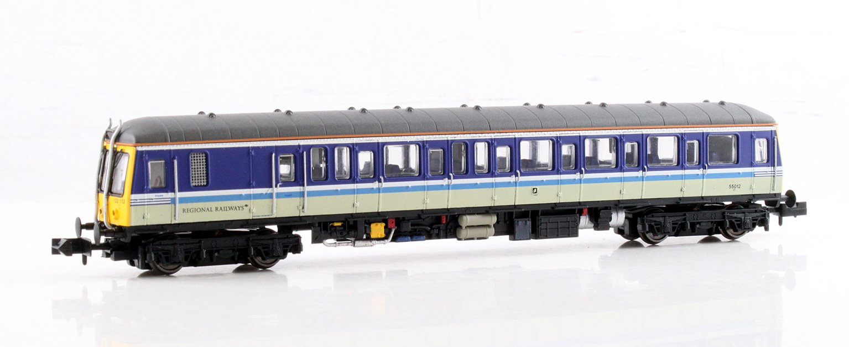 Class 122 #55012 Regional Railways (122112) - Dummy car