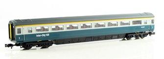 Blue & Grey Mk3 1st Class Coach #E42127 HST