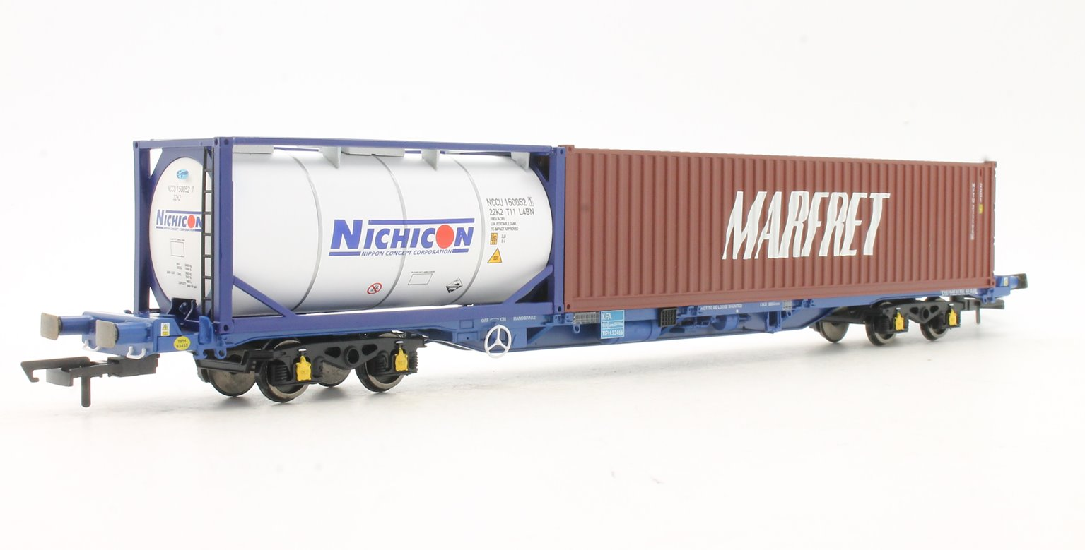 KFA Container Wagon, Tiphook
