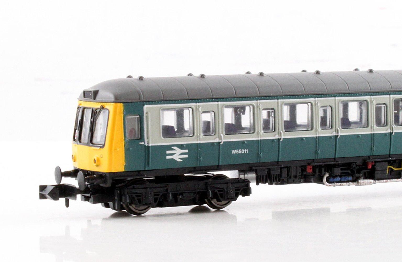 Class 122 #W55011 Blue & Grey - Dummy car