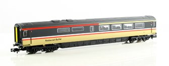 Intercity Executive Mk3 Buffet Coach #10258 Loco Hauled