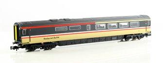 Intercity Executive Mk3 Buffet Coach #10258 Loco Hauled