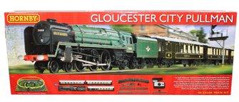 Hornby Gloucester City Pullman Electric Train Set