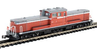 DD51 Diesel Locomotive Warm Weather