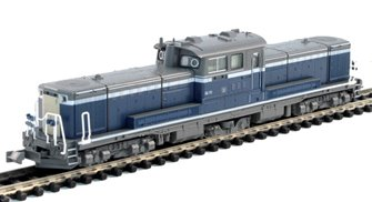 DD51 Diesel Locomotive Late for Cold Regions JR Freight A Renewed