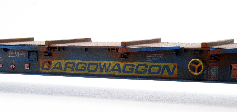 IGA CARGOWAGGON (Weathered)