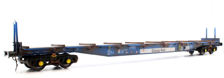 Corus Rail IGA Cargowagon (Weathered)