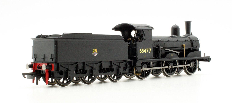 BR Black (Early) Class J15 0-6-0 Steam Locomotive 65477