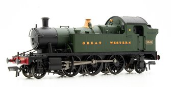 Class 45XX Prairie Tank 4539 Great Western Green