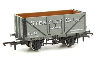7 Plank Mineral Wagon Steetley and Co Llynclys