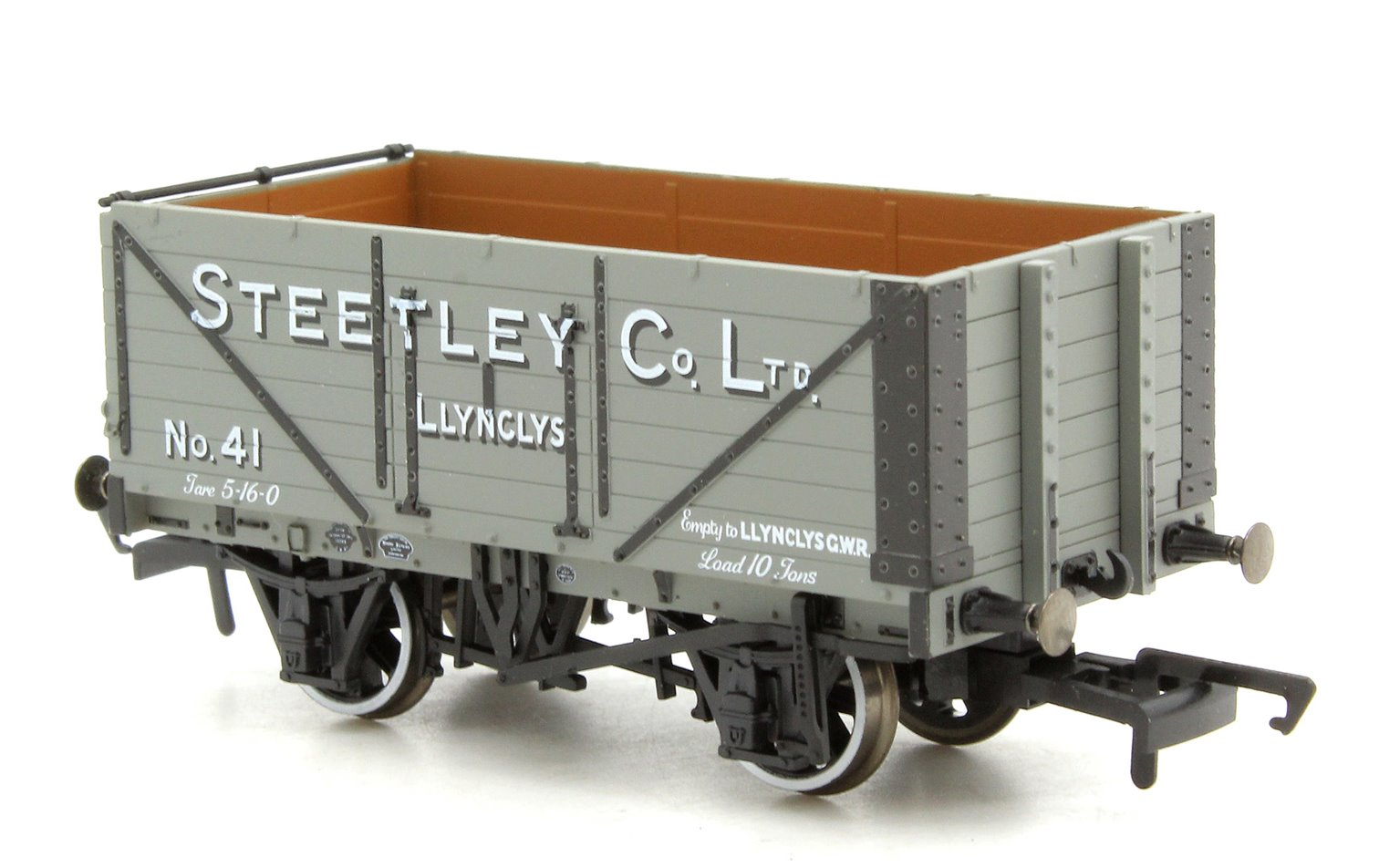 7 Plank Mineral Wagon Steetley and Co Llynclys