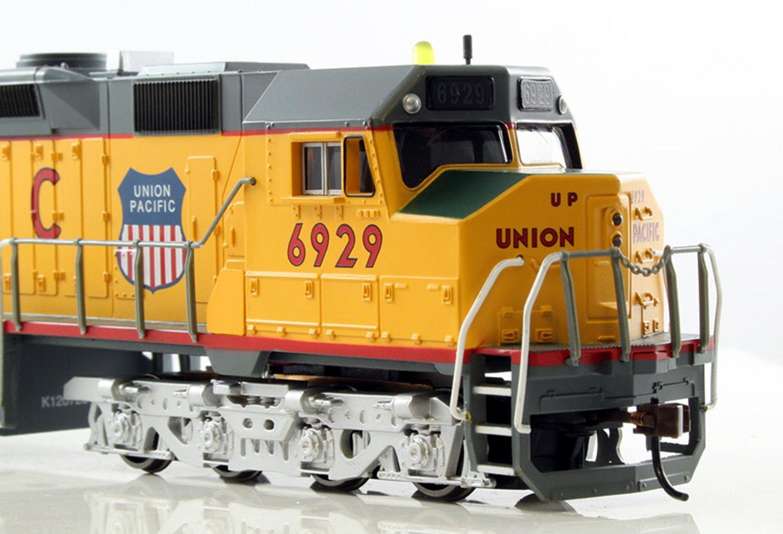 Union Pacific EMD DD40AX Centennial Diesel Locomotive #6929 - DCC Sound