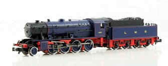 WD Austerity 400 'Sir Guy WIlliams' Longmoor Military Railway 2-8-0 Steam Locomotive