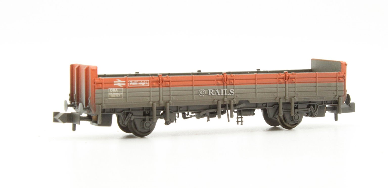31 Ton OBA Open Wagon 'Railfreight' Red & Grey Weathered