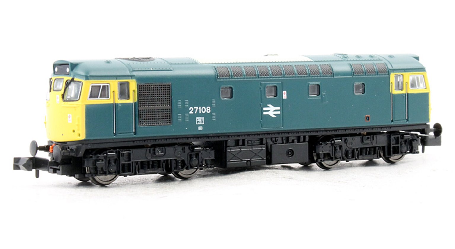 Class 27 BR Blue #27108 DCC Fitted