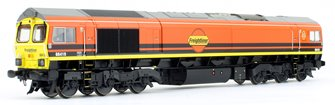 Class 66/4 66413 Freightliner G&W - DCC Sound