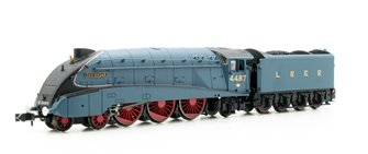 A4 Valanced Sea Eagle Locomotive 4487