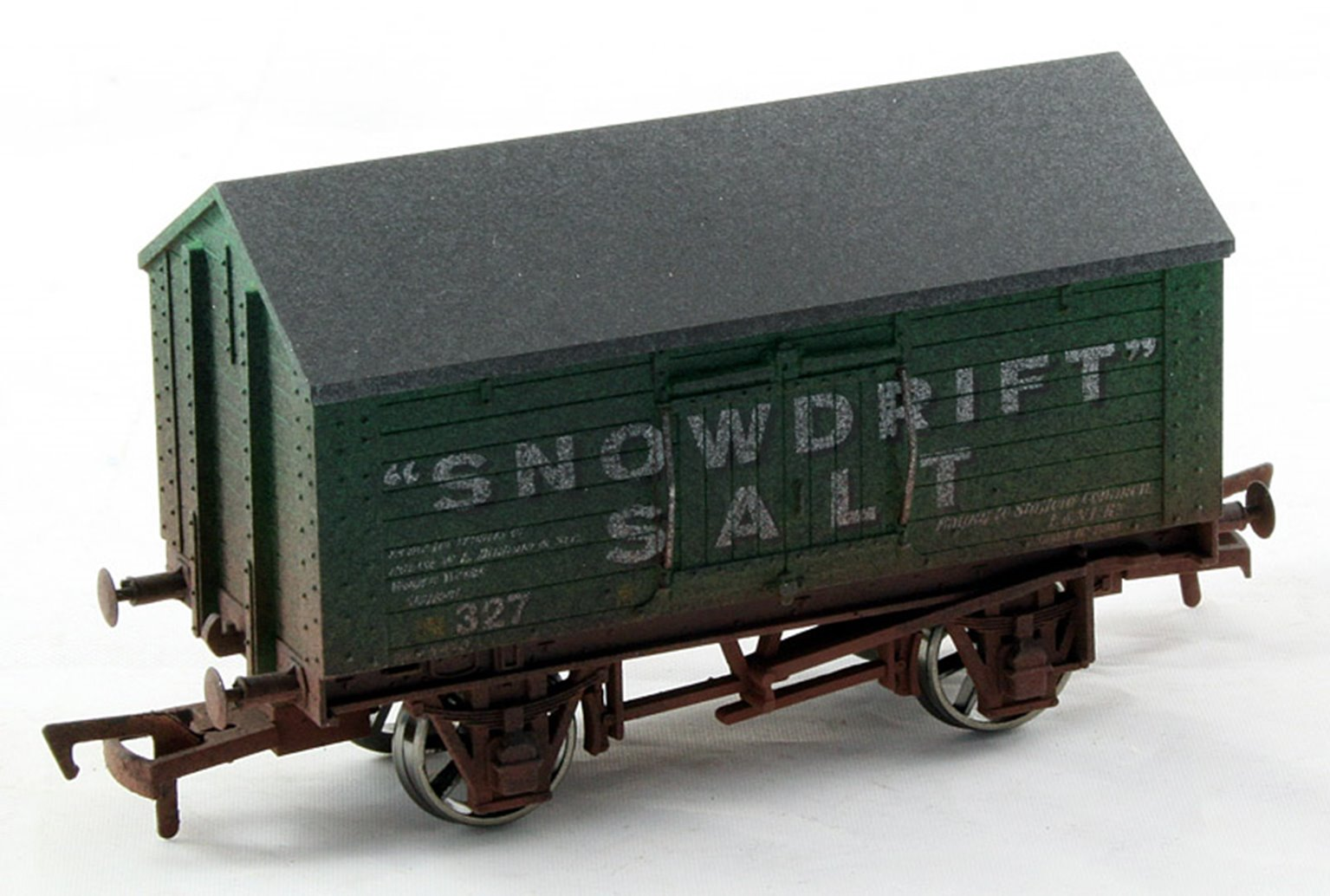 Snowdrift Salt Van (Weathered)