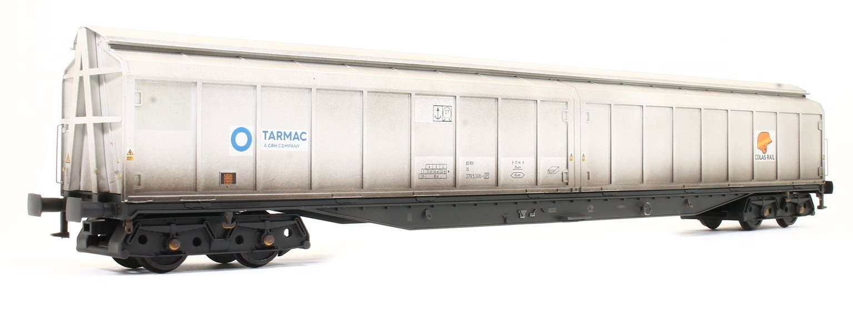 Cargowaggon IWB Bogie Van Colas/Tarmac Grey 2795 306-1 - Weathered