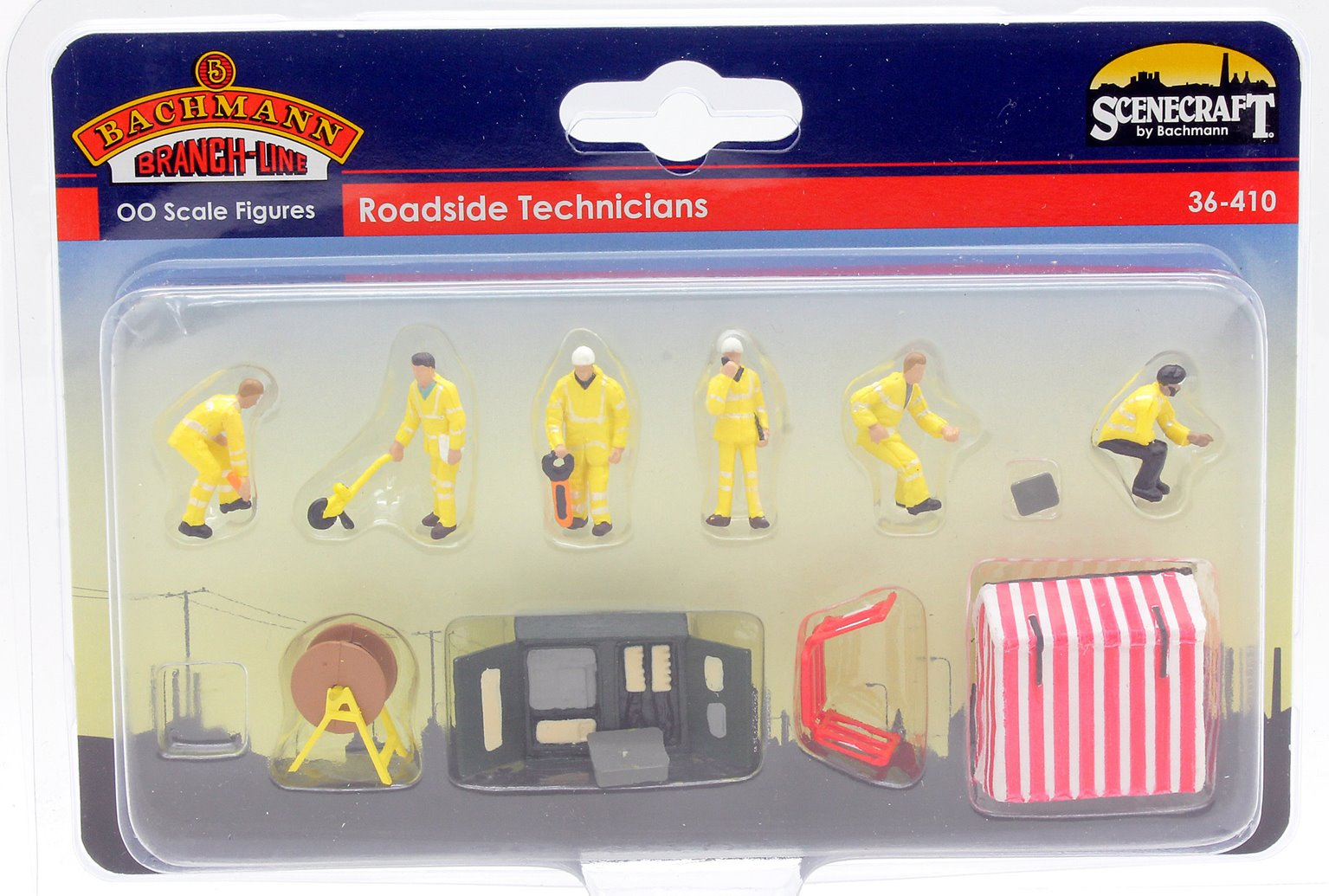 Figures - Roadside Technicians