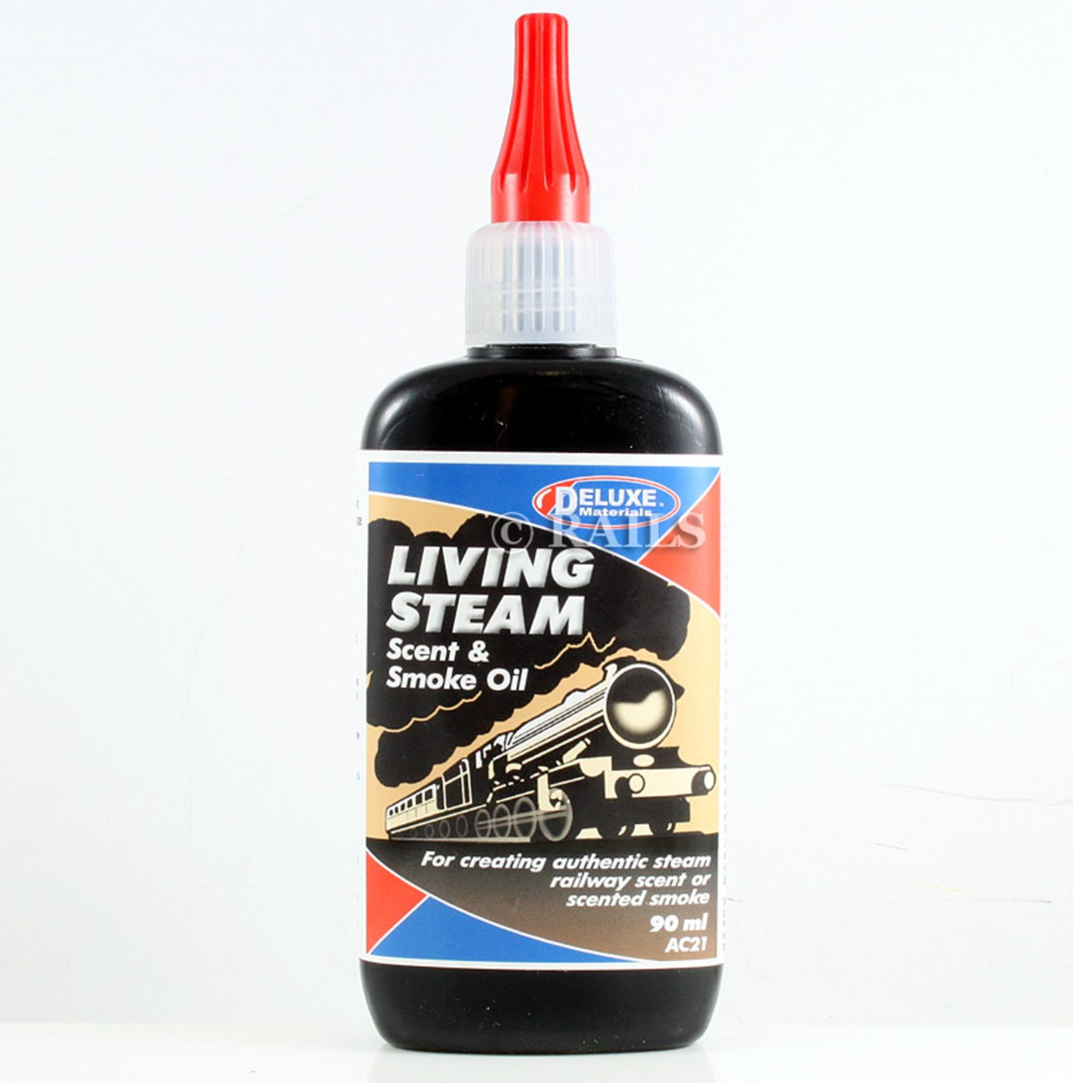 Living Steam Scented Smoke Oil