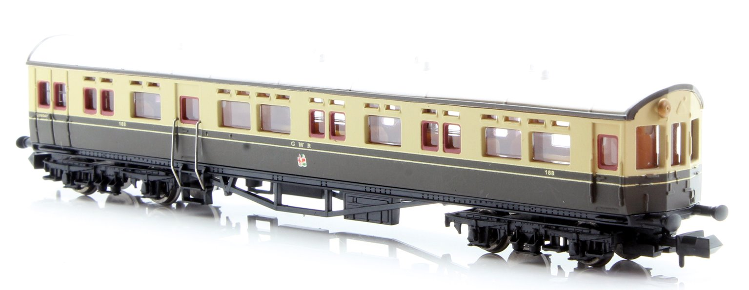 Autocoach GWR over Twin Cities Chocolate & Cream 188