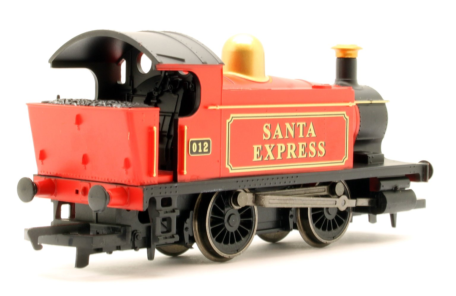 Santa's Express Train Set