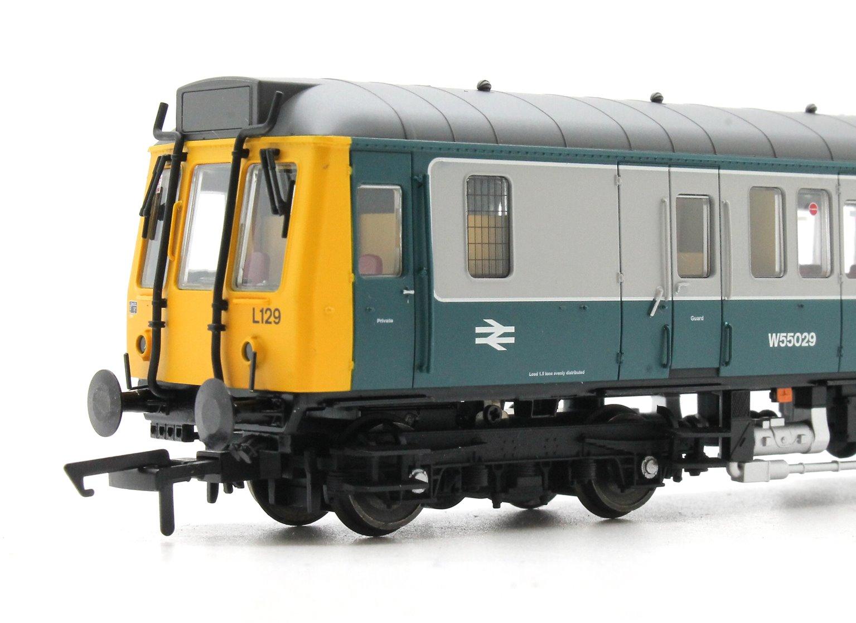 Class 121 #W55029 BR Blue & Grey