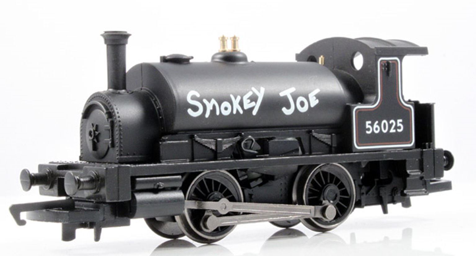 BR 0-4-0ST 'Smokey Joe' Tank Locomotive