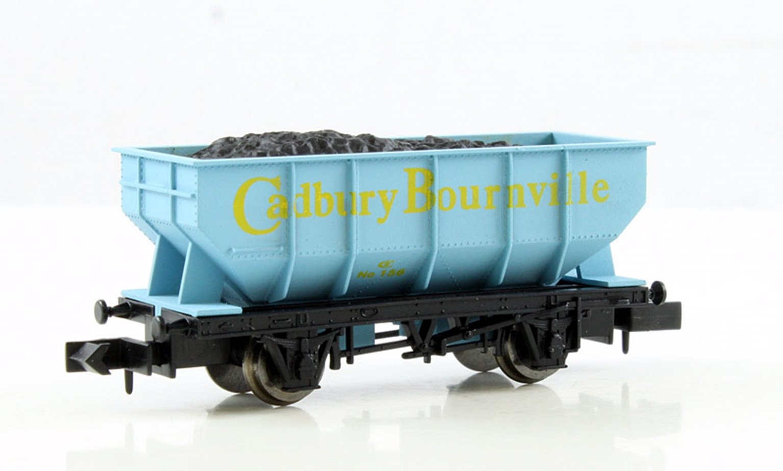 Dapol 2F-034-019 21T Hopper Cadbury