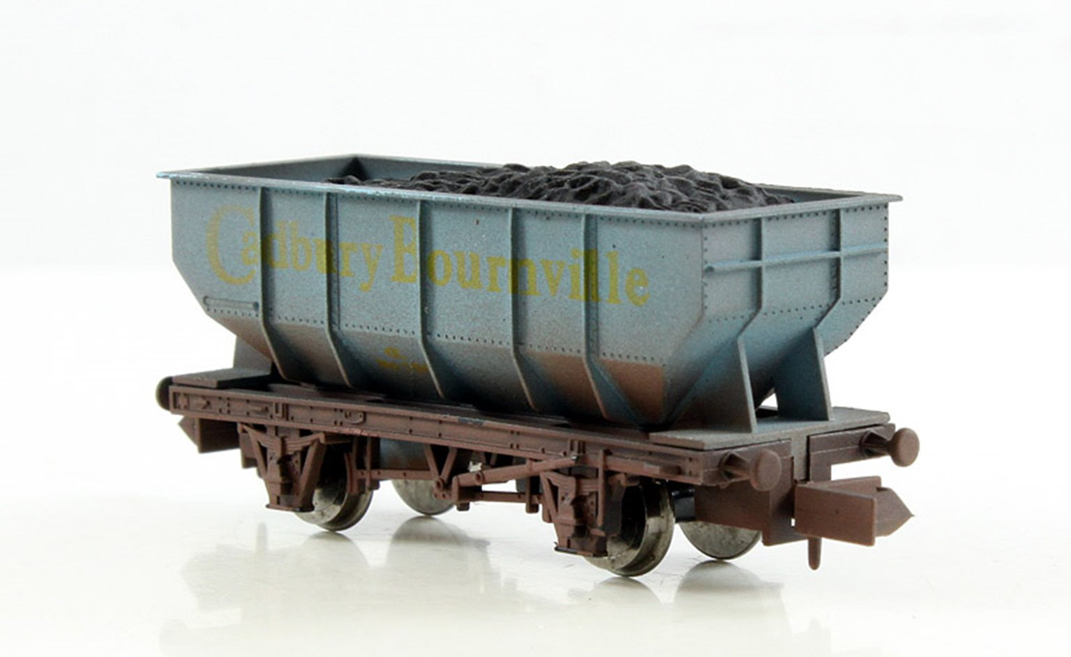 Dapol 2F-034-020 21T Hopper Cadbury WEATHERED