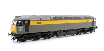 Bachmann Class 47 346 BR Departmental Dutch Livery Diesel Locomotive DCC SOUND