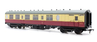 Thompson Composite Brake Coach BR Crimson & Cream E10172E