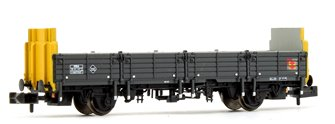 31 Ton OBA Open Wagon High Ends BR Railfreight Distribution