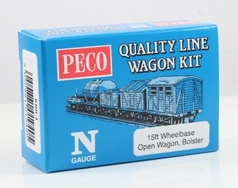 Bolster Open Wagon Kit