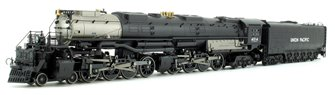 "Hornby Rivarossi Union Pacific 4-8-8-4 ""Big Boy"" Heavy Freight Steam Locomotive No.4014"