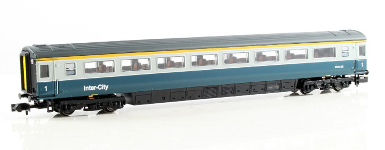 Blue & Grey Mk3 1st Class Coach #11085 Loco Hauled