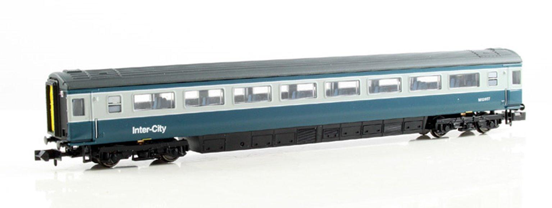 Blue & Grey Mk3 2nd Class Coach #12057 Loco Hauled
