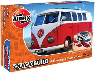 Airfix Quickbuild Model Kit - Volkswagen Camper Van