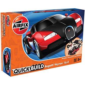 Airfix Quickbuild Model Kit - Bugatti Veyron