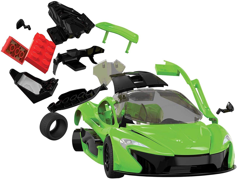 Airfix Quickbuild Model Kit - McLaren P1 Green