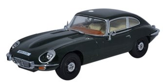 Oxford Diecast JAGV12004 Jaguar V12 E Type Coupe British Racing Green