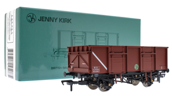 Jenny Monday Club Exclusive BR Bauxite MDV Coal Wagon B312963