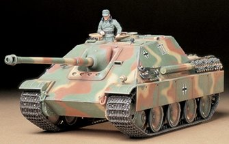 1/35 Military Miniature Series No.203 German Tank Destroyer Jagdpanther Late Version