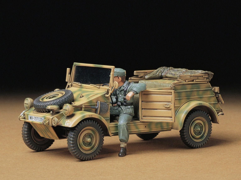 1/35 Military Miniature Series no.213 German Kübelwagen Type 82