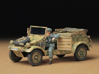 1/35 Military Miniature Series no.213 German Kübelwagen Type 82