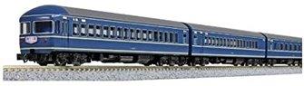 JR 20 Series Nihonkai Sleeper Express Coach Set (6)