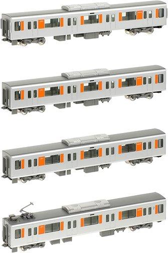 Tobu Railway Tojo Line 50070 4 Car Add On Set